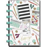 """Εικόνα του Happy Planner Mini Notebook  4.625""""X7"""" – Be Happy"""