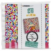Εικόνα του Studio Light Confetti Marlene's World Art Journal - Nr.12