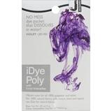 Εικόνα του Βαφή για Συνθετικά Υφάσματα Jacquard iDye Poly Fabric Dye 14g - Violet