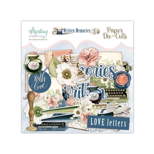 Picture of Mintay Papers Διακοσμητικά Die Cuts -  Written Memories