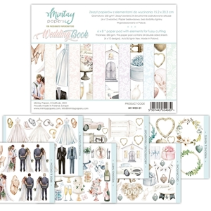 Picture of Mintay Papers Wedding Die-Cut Book - Γάμος