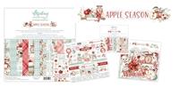 Εικόνα του Mintay Papers Συλλογή Scrapbooking Apple Season - Bundle με Δώρο Element Sheet 12''x12''