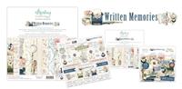 Εικόνα του Mintay Papers Συλλογή Scrapbooking Written Memories - Bundle με Δώρο Element Sheet 12''x12''
