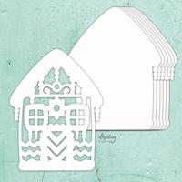 Εικόνα του Mintay Chippies Mini Βάση για Άλμπουμ - Gingerbread House