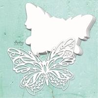 Εικόνα του Mintay Chippies Mini Βάση για Άλμπουμ - Πεταλούδα