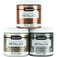 Εικόνα για την κατηγορία Americana Decor Metallics