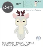 Εικόνα του Μήτρες Κοπής Sizzix by Kath Breen - Christmas Character