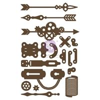 Εικόνα του Prima Laser Cut Chipboard - Make Something