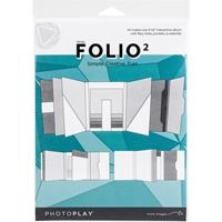 """Εικόνα του Photoplay Folio 6""""X8"""" - Μινι Αλμπουμ κιτ Λευκό"""
