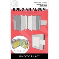 """Εικόνα του PhotoPlay Build An Album Kit 6""""X6"""" By Joey Otlo"""