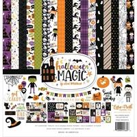 """Εικόνα του Echo Park Double-Sided Collection Kit 12""""x12"""" – Halloween Magic"""