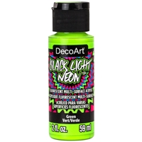 Εικόνα του Ακρυλικό Χρώμα Black Light Neons - Green