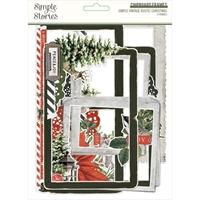 Εικόνα του Simple Stories Chipboard Frames-  Simple Vintage Rustic Christmas