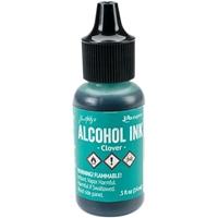 Εικόνα του Tim Holtz Alcohol Ink - Μελάνι Οινοπνεύματος - Clover