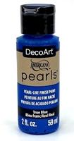 Εικόνα του Ακρυλικό Χρώμα Americana Pearls 59ml - True Blue