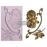 Εικόνα του Prima Marketing Re-Design Καλούπι Σιλικόνης - Victorian Rose
