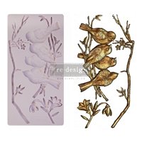 Εικόνα του Prima Marketing Re-Design Καλούπι Σιλικόνης - Avian Love