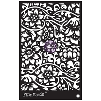 """Εικόνα του Finnabair Stencil 6""""X9"""" - Bindweed Wallpaper"""