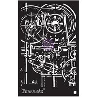 """Εικόνα του Finnabair Stencil 6""""X9"""" - Machinery"""