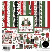 Εικόνα του Carta Bella Double-Sided Collection Kit 12''x12'' – Home for Christmas