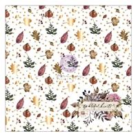 """Εικόνα του Hello Pink Autumn Single-Sided Acetate 12""""X12"""""""