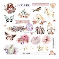 Εικόνα του Prima Marketing Hello Pink Autumn Cardstock Ephemera