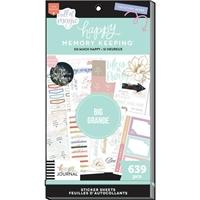 Εικόνα του Happy Planner Sticker Value Pack - So Much Happy