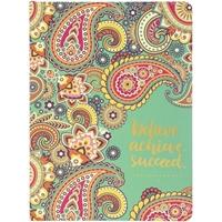 """Εικόνα του Paper House Softcover Journal 5.75""""X8"""" - Believe, Achieve, Succeed"""