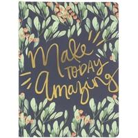 """Εικόνα του Paper House Softcover Journal 5.75""""X8"""" - Make Today Amazing"""
