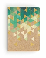 """Εικόνα του Paper House Softcover Journal 5.75""""X8"""" - Krafted Green"""