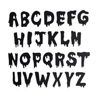Εικόνα του Dress My Craft Dies - Halloween Alphabet