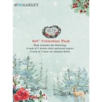 """Εικόνα του 49 And Market Foundations Collection Pack 6""""x8"""" - Peace & Joy"""