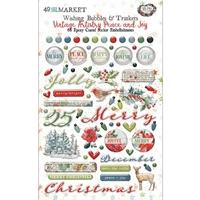 Εικόνα του 49 And Market Wishing Bubbles & Trinkets- Peace & Joy