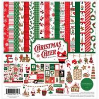 """Εικόνα του Carta Bella Double-Sided Collection Kit 12""""x12"""" –  Christmas Cheer"""