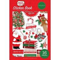 Εικόνα του Carta Bella Μπλοκ Αυτοκόλλητων - Christmas Cheer