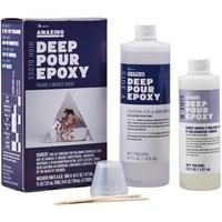 Εικόνα του Amazing Deep Pour Epoxy 24oz -  Εποξική Ρητίνη 2 συστατικών Διάφανη
