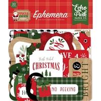 Εικόνα του Echo Park Ephemera – Jingle All The Way, Icons