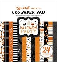 """Εικόνα του Echo Park Double-Sided Paper Pad 6""""X6"""" - Halloween Party"""