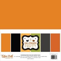 """Εικόνα του Echo Park Double-Sided Solid Cardstock 12""""X12"""" - Halloween Party"""
