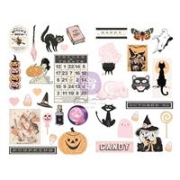 Εικόνα του Prima Marketing Thirty-One By Frank Garcia  Chipboard Stickers - Αυτοκόλλητα