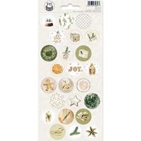 """Εικόνα του P13 Cardstock Stickers 4""""X9"""" – Cosy Winter, #03"""