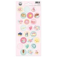 """Εικόνα του P13 Cardstock Stickers 4""""X9"""" –  Sugar & Spice #03"""