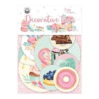 Εικόνα του P13 Double-Sided Cardstock Tags – Sugar & Spice #01