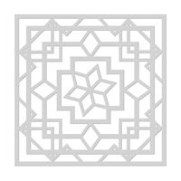 """Εικόνα του Hero Arts Hero Arts Stencil 6""""X6"""" – Art Deco Lotus"""