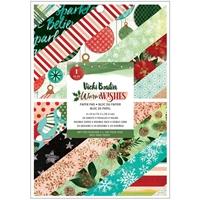 """Εικόνα του American Crafts Single-Sided Paper Pad 6""""X8"""" - Vicki Boutin Warm Wishes"""