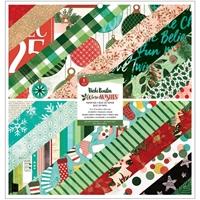 """Εικόνα του American Crafts Single-Sided Paper Pad 12""""X12"""" - Vicki Boutin Warm Wishes"""