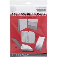 Εικόνα του PhotoPlay Build An Album Accessories Pack