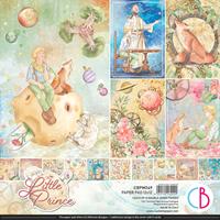 """Εικόνα του Ciao Bella Paper Pad Διπλής Όψεως 12""""X12"""" - The Little Prince"""