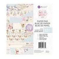 """Εικόνα του Prima Marketing Paper Pad Διπλής Όψεως by Frank Garcia 6""""x6"""" – Christmas Sparkle"""