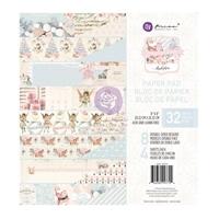 """Εικόνα του Prima Marketing Paper Pad Διπλής Όψεως Frank Garcia 8""""x8"""" – Christmas Sparkle"""